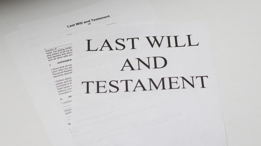 Claims Against Estates Under The Inheritance (Family Provision) Act